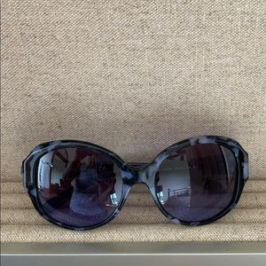 Tory Burch blue sunglasses excellent condition